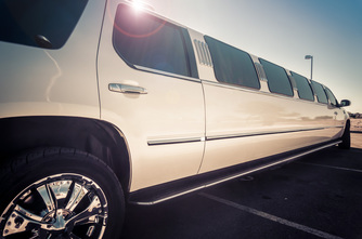 Limousine rental to Canmore from Calgary